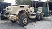 BAE, Caiman II MTV MRAP, NOS Cab & Chassis Caiman 2