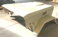 MRAP-309 | MRAP-309  Hood With Mounting Brackets BAE Caiman II MRAP  (4).jpeg