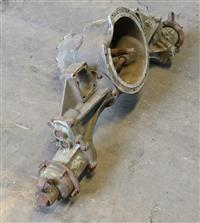 MU-110 | MU-110 Rear Non Steerable Drive Axle with Transmission M274 Mule USED (8) (Large).JPG