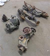 MU-114 | MU-114 Mule M274 Front and Rear Axle and Transmission Parts USED (6) (Large).JPG