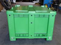 SP-1902 | SP-1902  Capp Plast Stackable Plastic Box Pallet with Lid USED (5).JPG