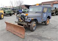 SP-1982 | SP-1982 CJ5 Jeep with Snow Plow Parts Truck USED (9).JPG