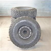 TI-153 | TI-153 BF Goodrich Baja T-A 37x12.50R16.5LT Tire with Rim Lot Sale of 4 (11) (Large).JPG