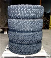 TI-154 | TI-154  Goodyear Wranglers MTR 37x12.50R16.5LT Tire (Lot Sale) (Used) (2).JPG