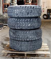 TI-164 | TI-164  Goodyear Wrangler MT 37x12.50R16.5LT Tire (Lot Sale) (Used) (1).JPG