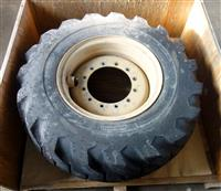 TI-166 | TI-166  Firestone 17.5-25 L-2 Left Hand Tire on 25X14.00 12 Hole Rim (6).JPG