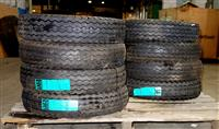 TI-226 | TI-226  S.T.A Dyna Trac 6.50-10NHS Tire. (6 Tire Lot Sale) (Used) (2).JPG