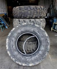 TI-240 | TI-240  Michelin X 14.5R20XL Tire with Beadlock (Lot Sale of 5 Tires) (Used) (6).JPG
