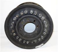 TI-253 | TI-253  16.5 x 8.25 24 Stud 8 Hole 2 Piece Wheel  Rim USED (2).JPG