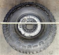 TI-254 | TI-254  Goodyear Wrangler MTR 37x12.50R16.5LT Tire Mounted on CTIS 24 Stud 8 Wheel  Rim NOS (4).jpg