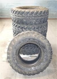 TI-296 | TI-296 Goodyear Wrangler RT II 36x12.5-16.5 LT Tires (5 Tire Lot Sale) (5) (Large).JPG