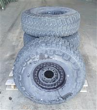 TI-310 | TI-310 Goodyear Wrangler MTR 37x12.50R16.5LT Tire on 8 Hole Rim  Wheel (4 Tire Lot Sale) (Used) (13) (Large).JPG