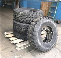 TI-343 | TI-343 Goodyear Wrangler RT II 36x12.5x16.5LT Tire with Run Flats (4 Tire Lot Sale) (Used) (2) (Large).JPG