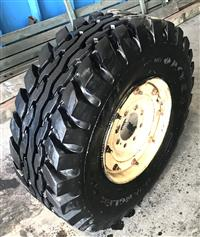 TI-380 | TI-380  Goodyear Wrangler RT II 16.5 36x12.5x16.5 With Run Flat Insert Mounted on Rim  (17).jpg