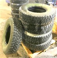 TI-465 | TI-465  Goodyear Workhorse 23585R16 Tire (5 Tire Lot Sale)(USED)(10).jpg