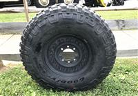 TI-677 | TI-677  Goodyear Wrangler MTR 37x12.5R16.5LT Tire Used (4 Tire Lot Sale) (1).jpg