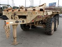M1095A1 MTV 5-Ton Parts Trailer