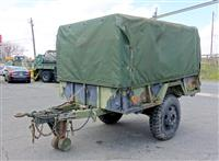 TR-253 | TR-253 M105A2 2 Wheel 1 12 Ton Cargo Trailer with Cargo Cover USED (14).JPG