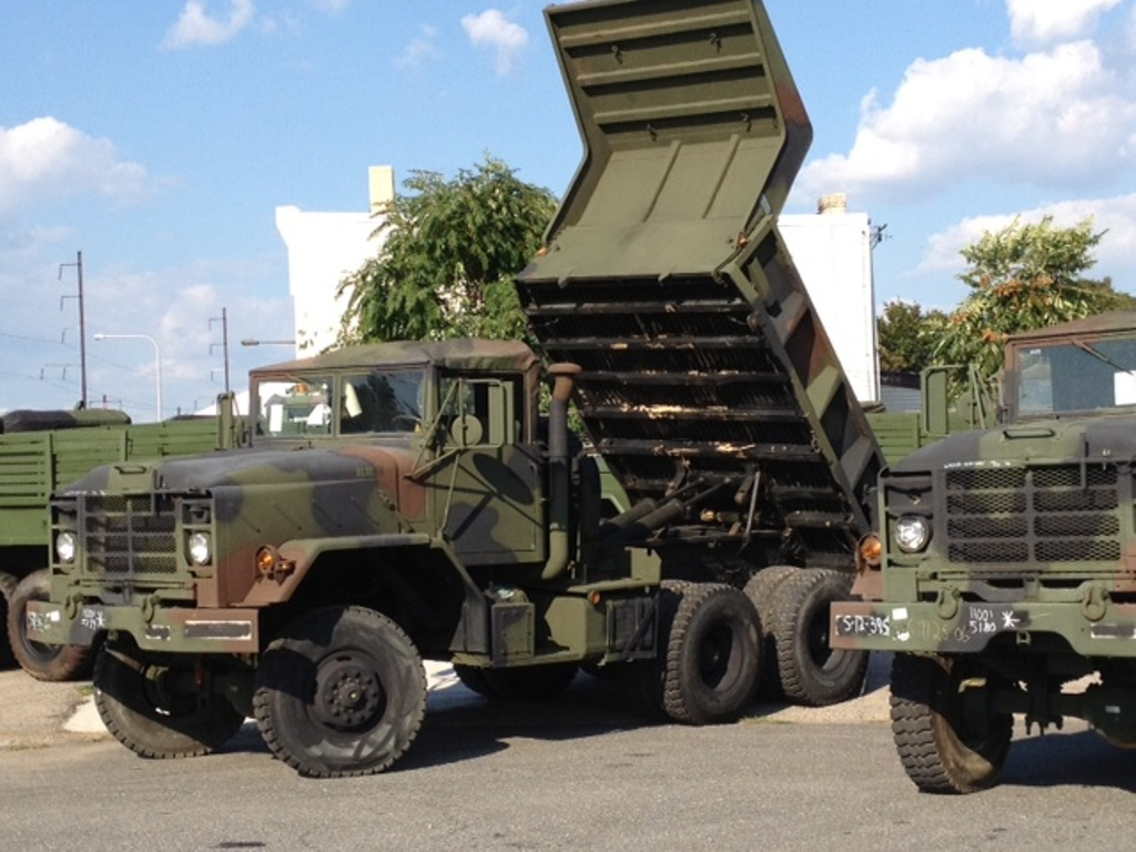 M35 For Sale Deuces For Sale Turbo Diesel Army Trucks ...