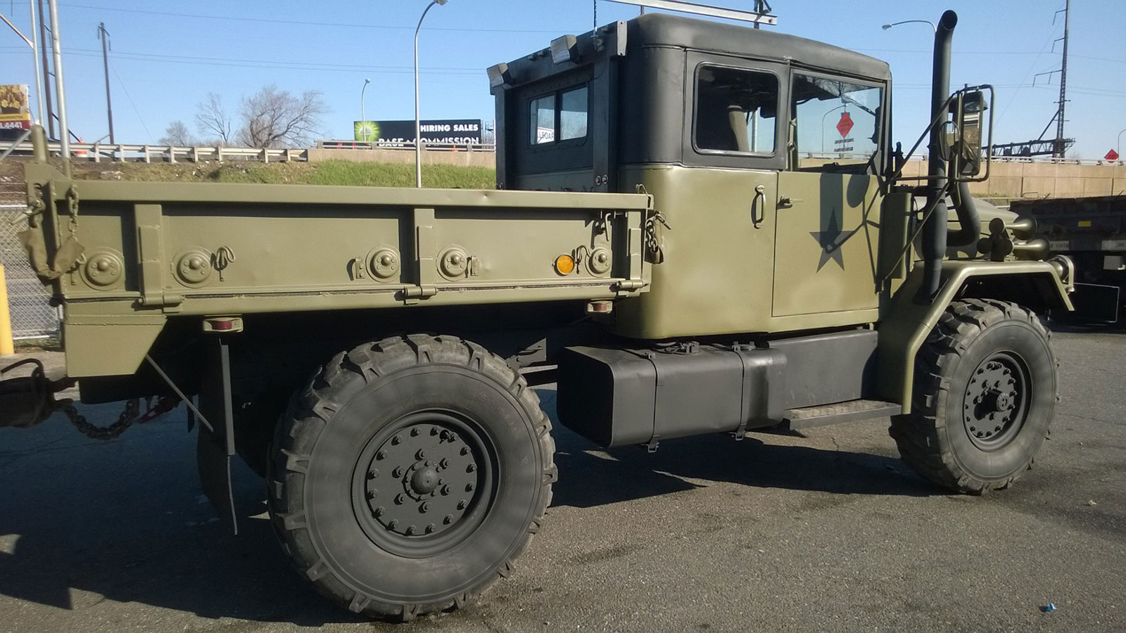 Used Hummers For Sale >> M35 For Sale. Deuces for Sale Turbo Diesel, Army Trucks ...