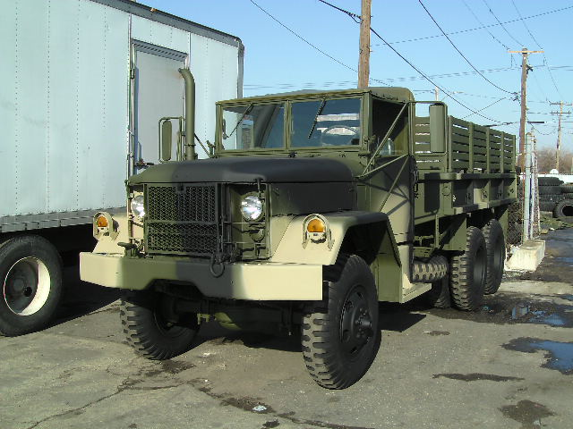 2.5 Ton Military Trucks for Sale